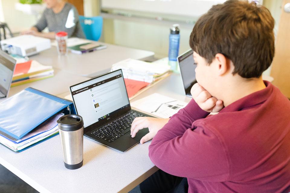 Technology @Ben Bronz Academy